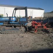 Tractor oruga 3