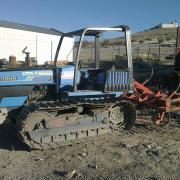 Tractor oruga 2